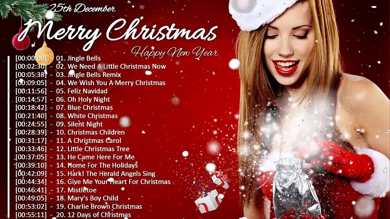 Christmas Music 2020 Christmas Music 2020 🎅 Top Christmas Songs Playlist 2020 🎄 Best