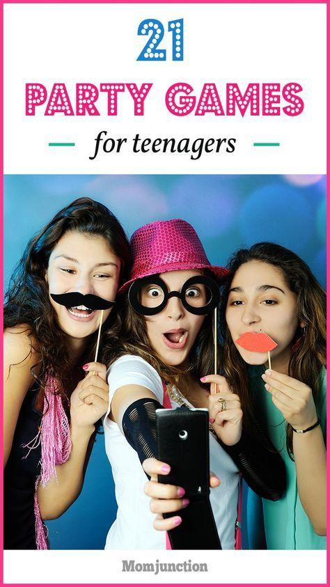 Photo of 21 lustige Partyspiele für Jugendliche