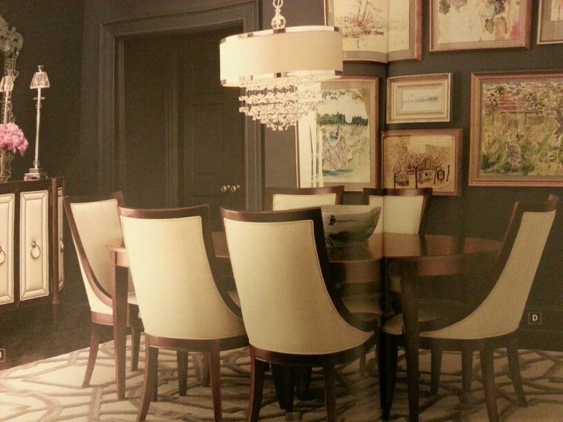 Allerton Dinning Furniture Horchow Home Decor And Ideas