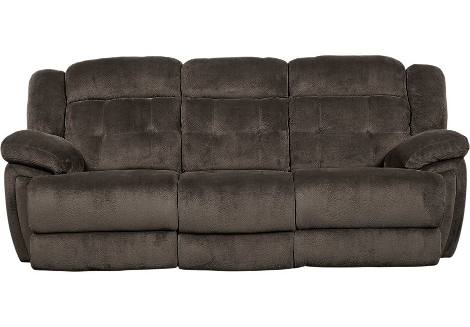 Normandy Chocolate Reclining Sofa 655 0 92w X 41d X 43h Find