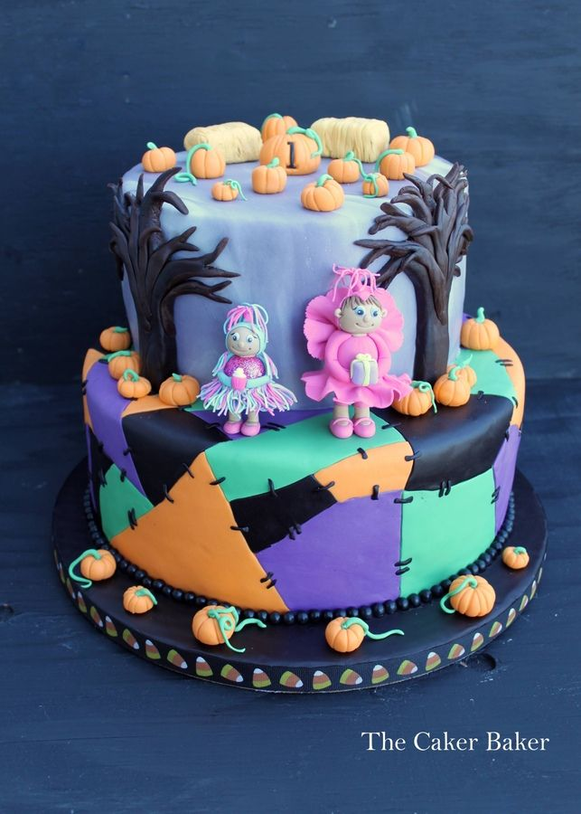 halloween cake cake in my photos They wanted a replica of the