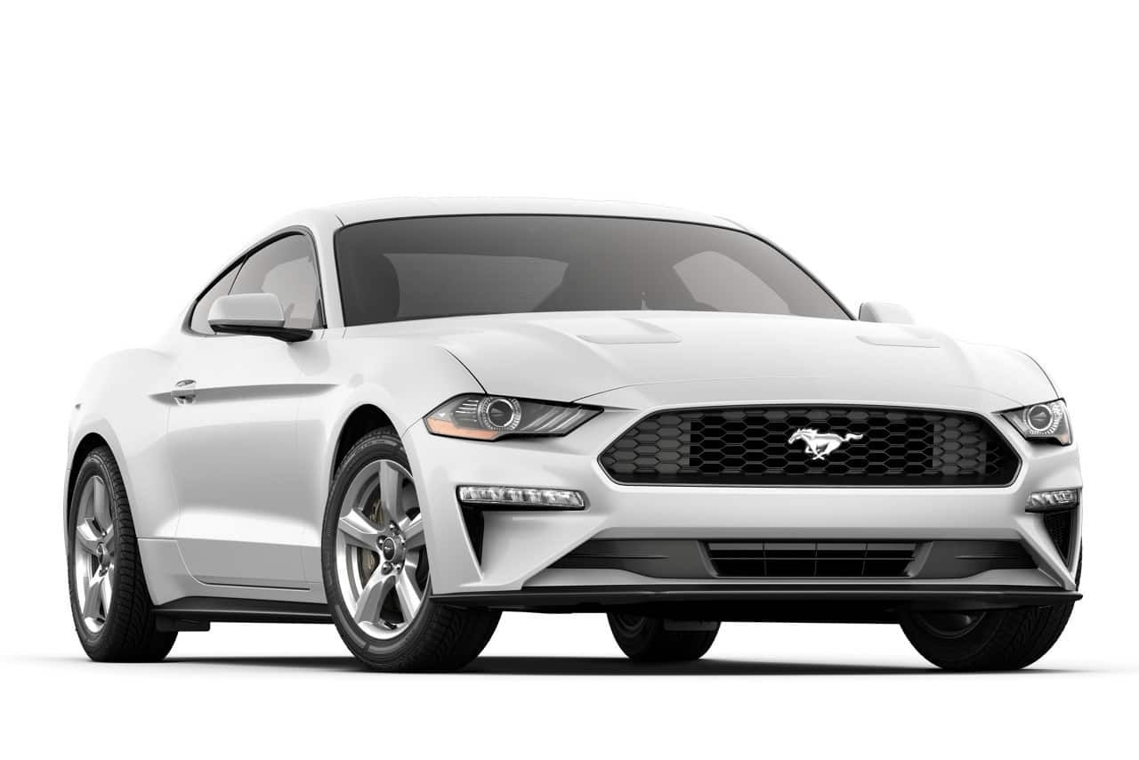 Lovely 2019 Ford Mustang Ecoboost 0 60 With Images Ford