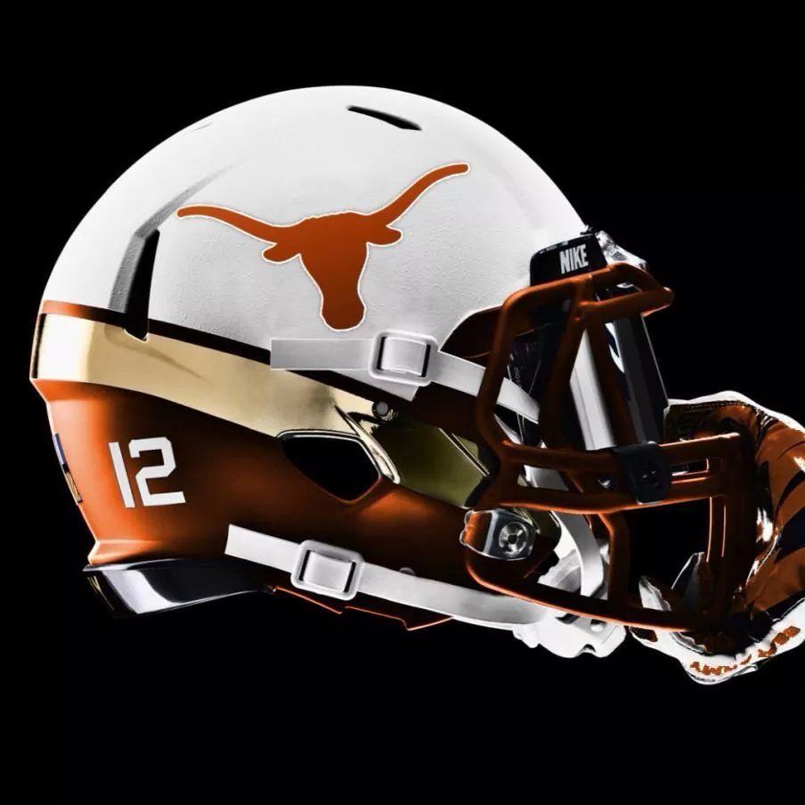 Ut helmet concept college football pinterest nice - Dallas cowboys concept helmet ...