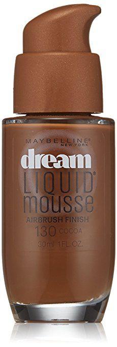 Maybelline New York Dream Liquid Mousse Honey Beige #90 1