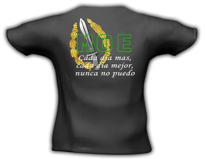 Camiseta en impresión directa a todo color. Distintas tallas. Colores: Negro y gris Precio: 19€