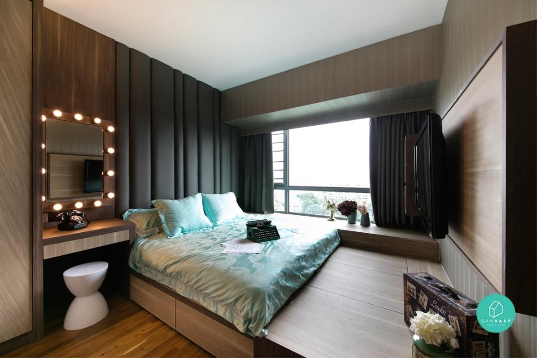How Much To Budget For A Bto Renovation Vs A Resale Article Qanvast Home Design Renovation Remo Master Bedroom Remodel Remodel Bedroom Bedroom Interior