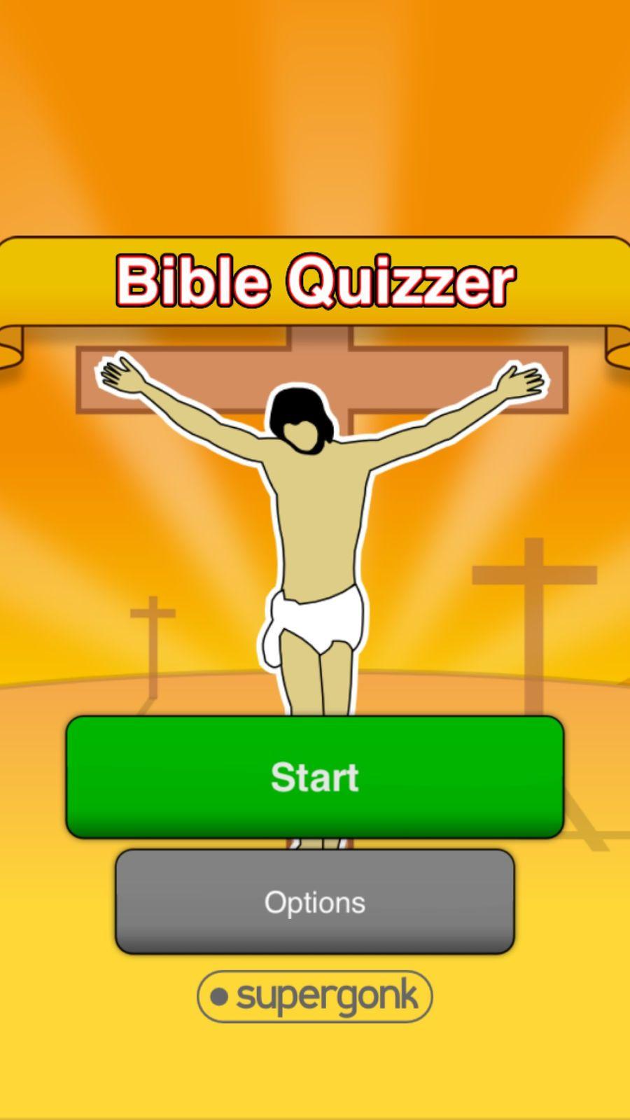 Bible Quizzer TriviaEducationappsios Trivia app, How