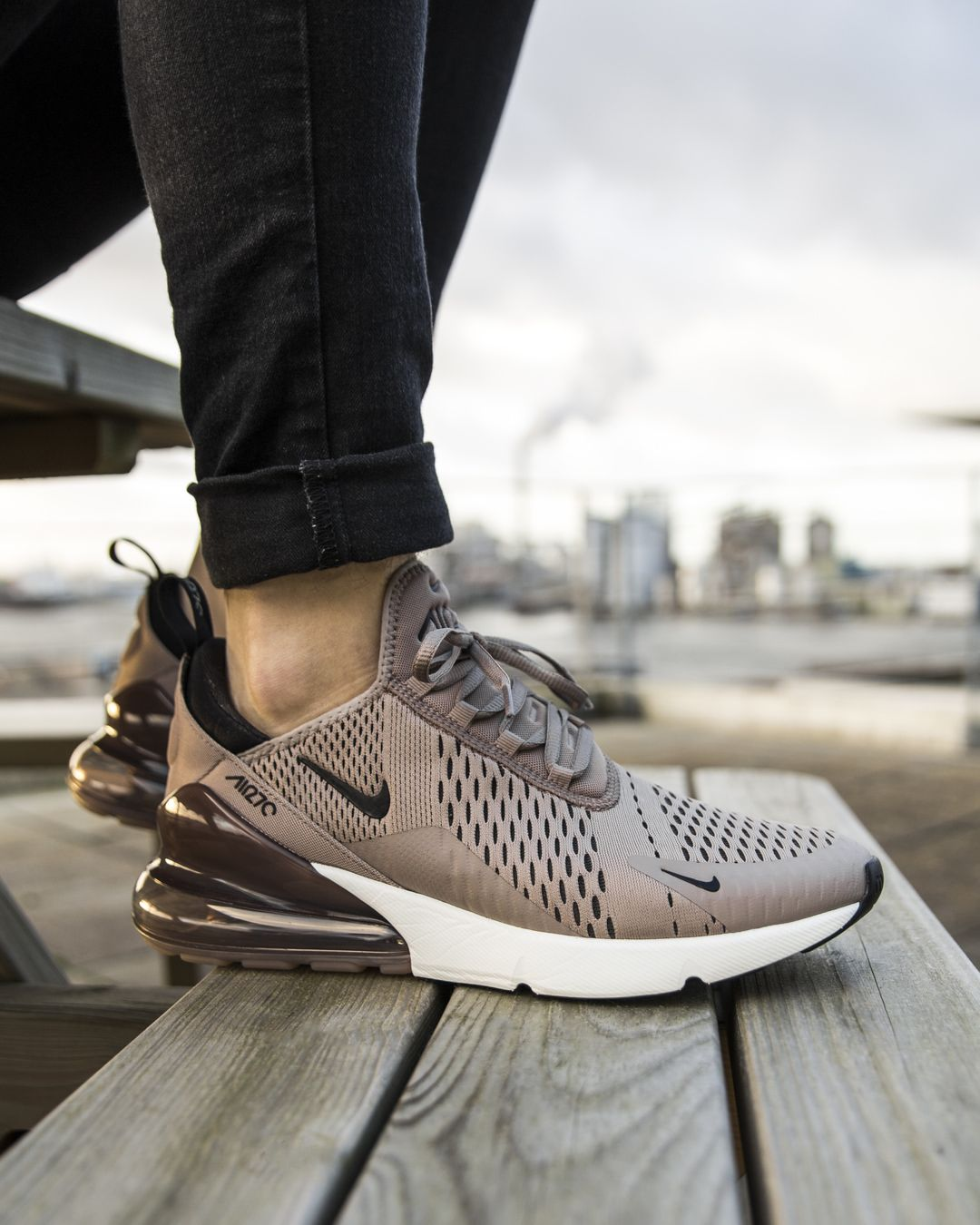 meet cd6b0 ff065 Nike Air Max 270  Grey
