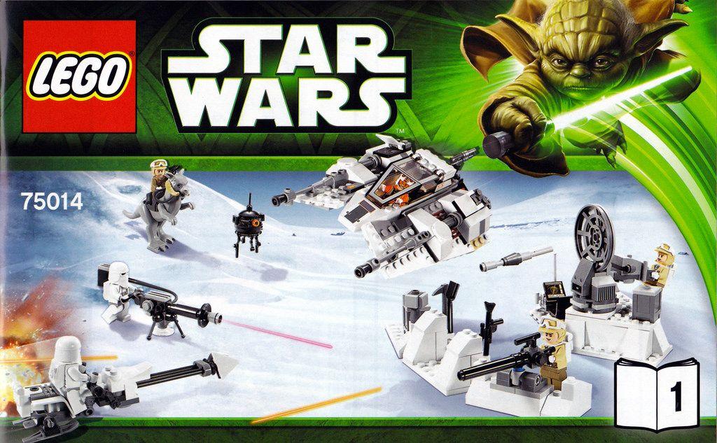 Lego General Rieekan Minifigure from set 75014 Star Wars NEW sw460
