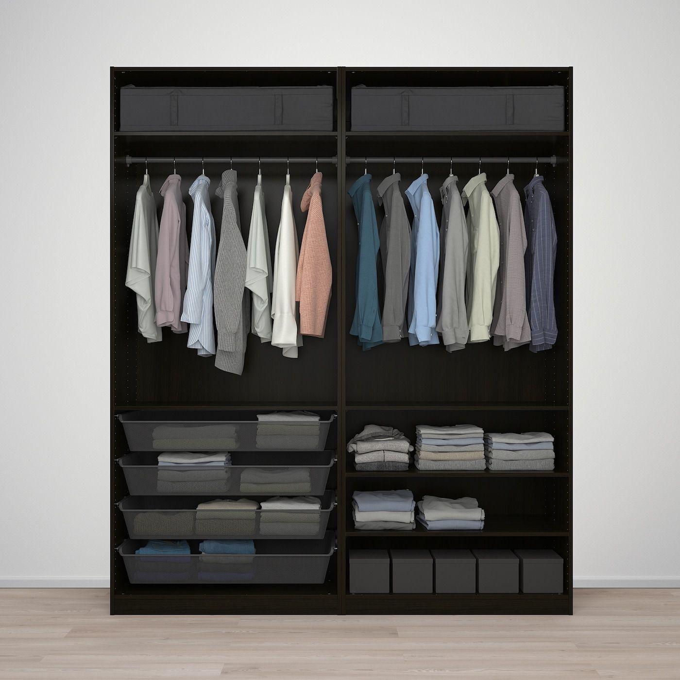 IKEA PAX Wardrobe Pax wardrobe, Ikea pax, Ikea pax