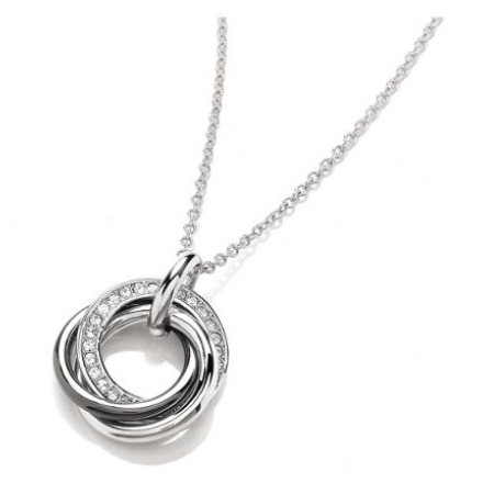 For the Mappin & Webb Fortune White Gold Drop Necklace