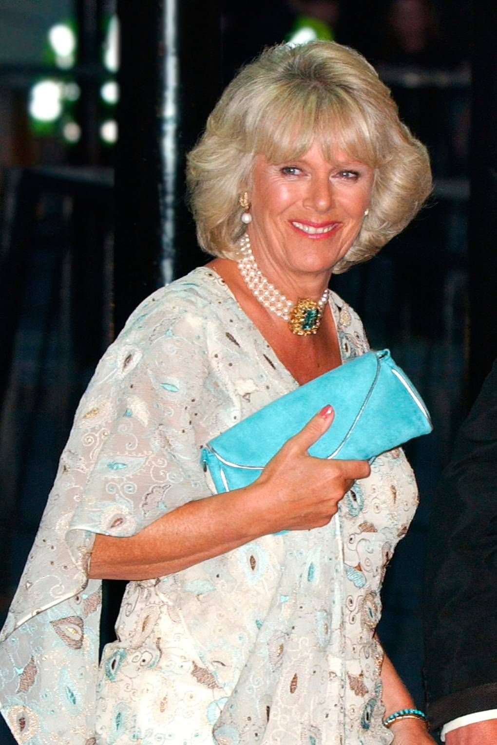 The Duchess of Cornwall proves she's the queen of style