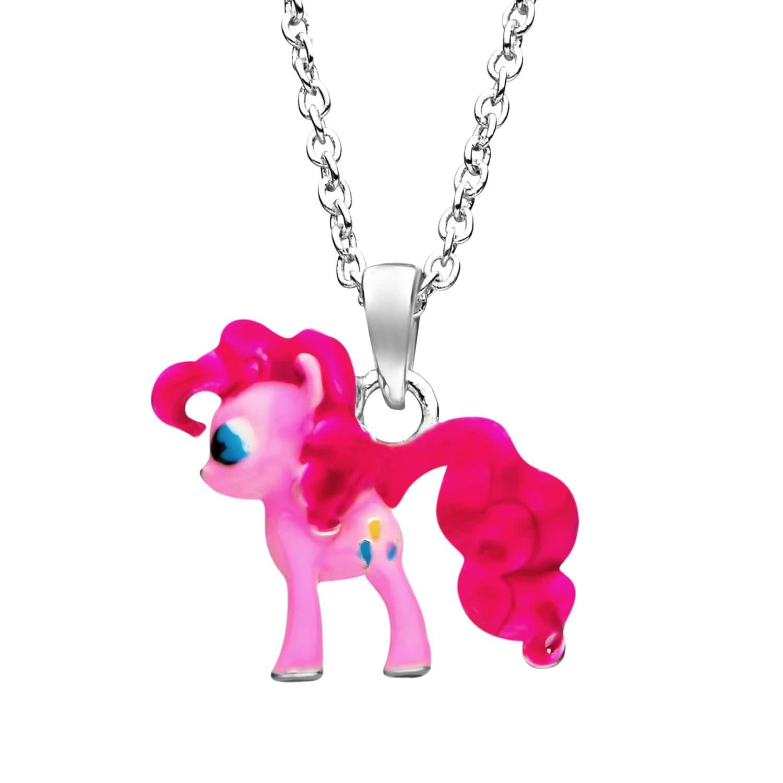 My Little Pony Pinkie Pie 3 D Pendant Necklace