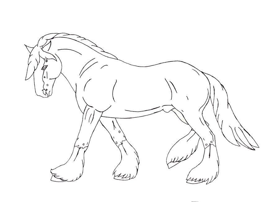 Kleurplaten Dieren Paard.Paarden Kleurplaten Dieren Kleurplaten
