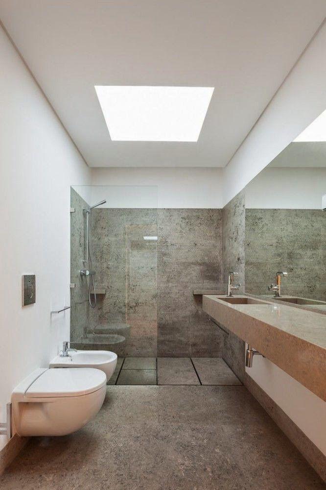 73 ideas de decoración para baños modernos pequeños 2018 Pinterest