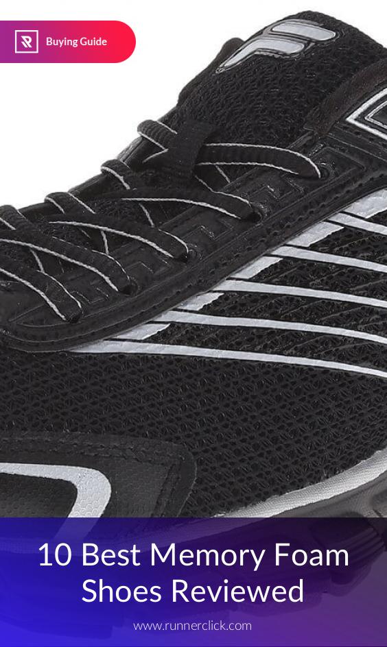 best memory foam sneakers