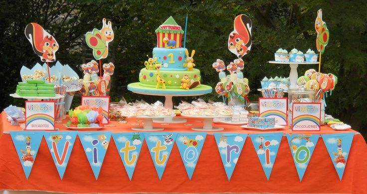 baby tv decorations - Google Search