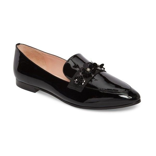 outlet sast Kate Spade New York Embellished Patent Leather Loafers countdown package cheap price cheap browse footaction for sale footlocker online nDGkJ5P5A