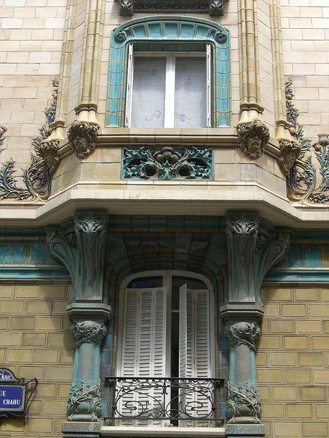 2 rue Eugène Manuel, Paris XVI | Architecture, France and Paris france