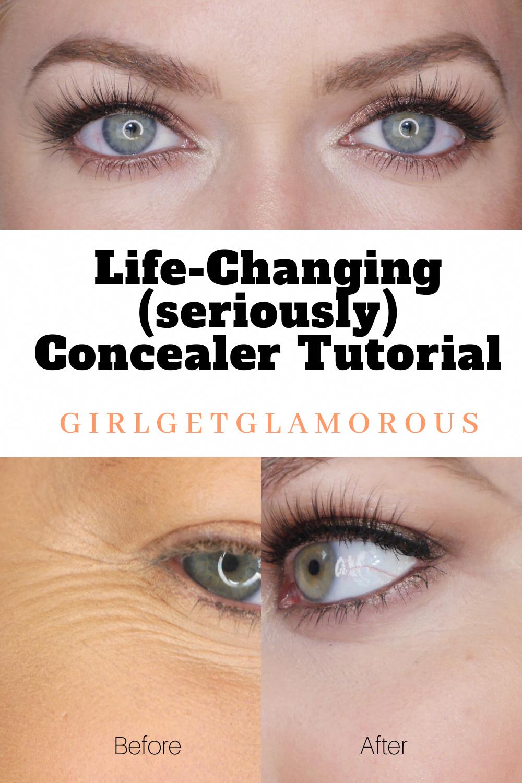 best concealer tutorial ever in 2020 Concealer tutorials