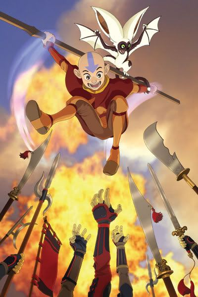 Ive Been A Long Time Fan Of The Cartoon Series Avatar Last Airbender Its An American With Anime Style