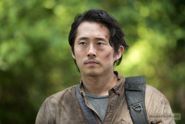 The Walking Dead - Publicity still of Steven Yeun