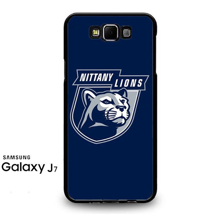 Penn State Nittany Lions Blue Samsung Galaxy J7 Prime Case