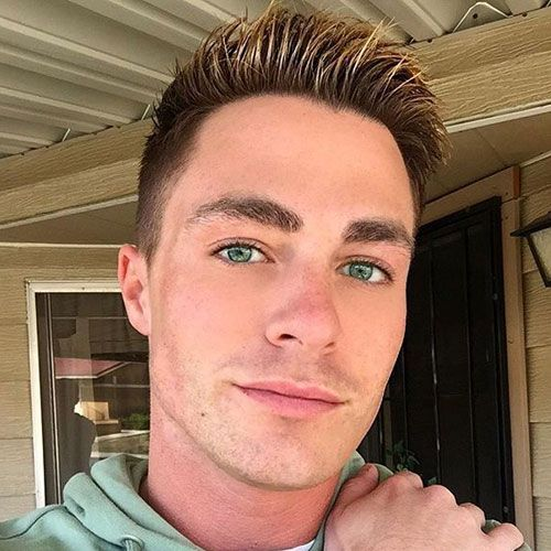 Colton Haynes Halloween 2020 The Best Colton Hayes Haircuts & Hairstyles (2020 Guide) | Colton