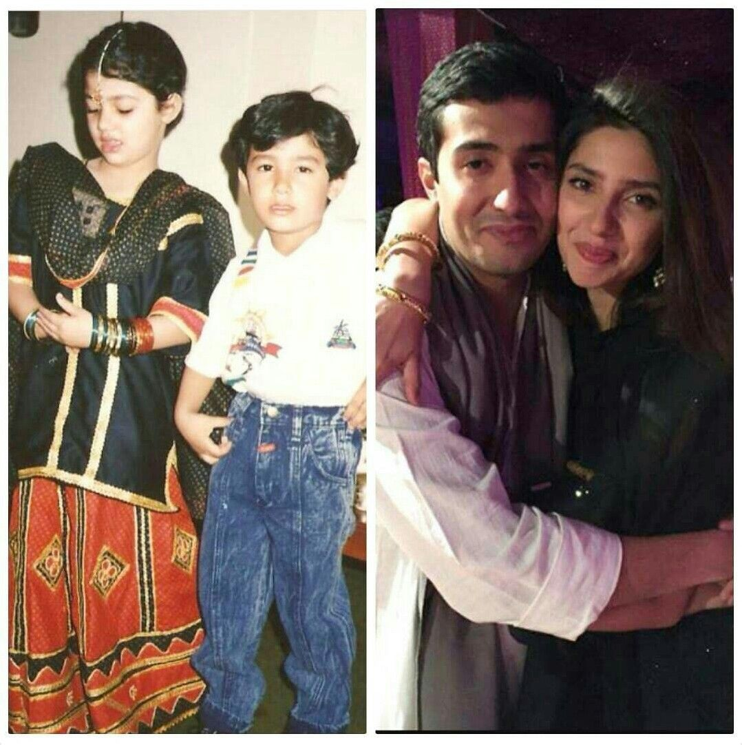 The Way We Were, The Way We Are Mahirakhan With Her -6078
