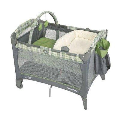 Graco Pack 'N Play Playard with Reversible Napper and Changer, Roman  -Click image twice for more info - See a larger selection of Baby Playard  on at http://zbabybaby.com/category/baby-categories/baby-activity-gear/baby-playard/  - gift ideas, baby , baby shower gift ideas , toddler, kids . « zBabyBaby.com