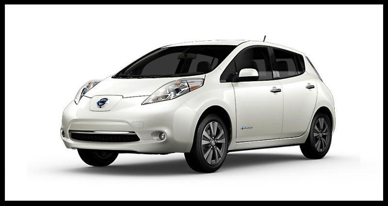 Pin On Nissan Leaf