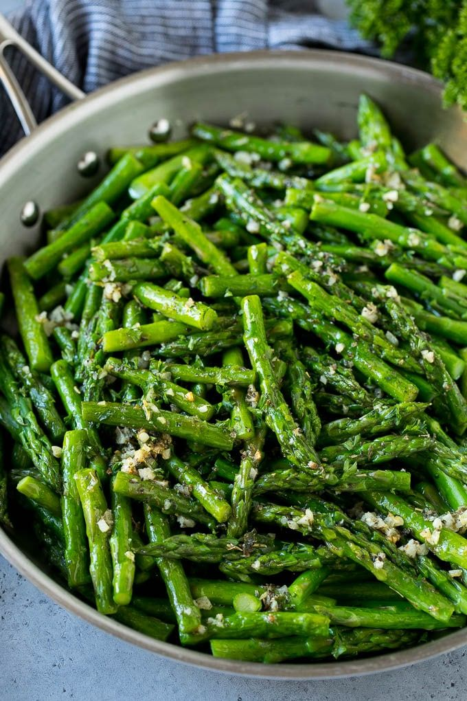 22 Vegan Asparagus Recipes