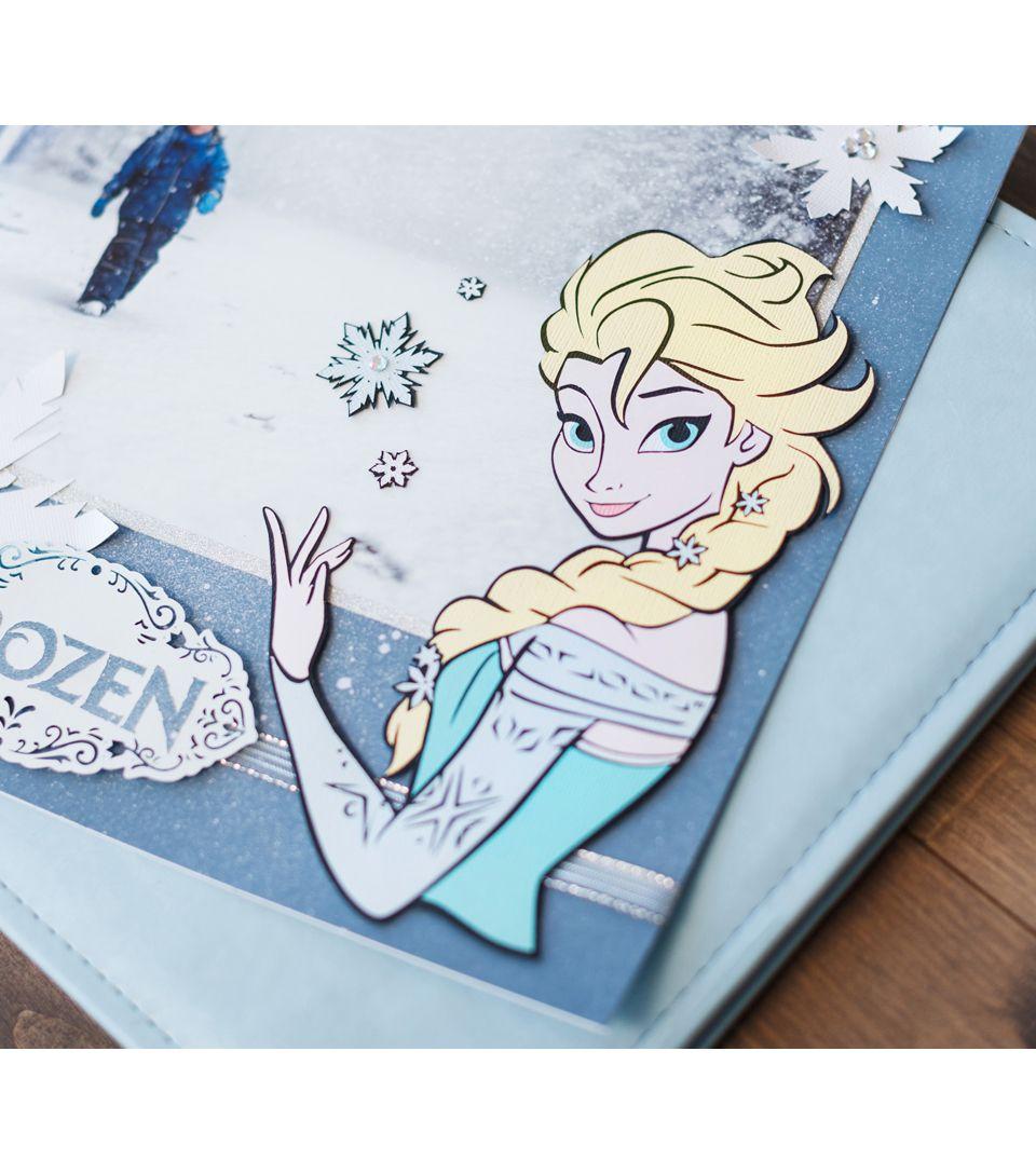 Wedding scrapbook ideas using cricut - Disney Frozen Cricut Cartridge Project Ideas Google Search