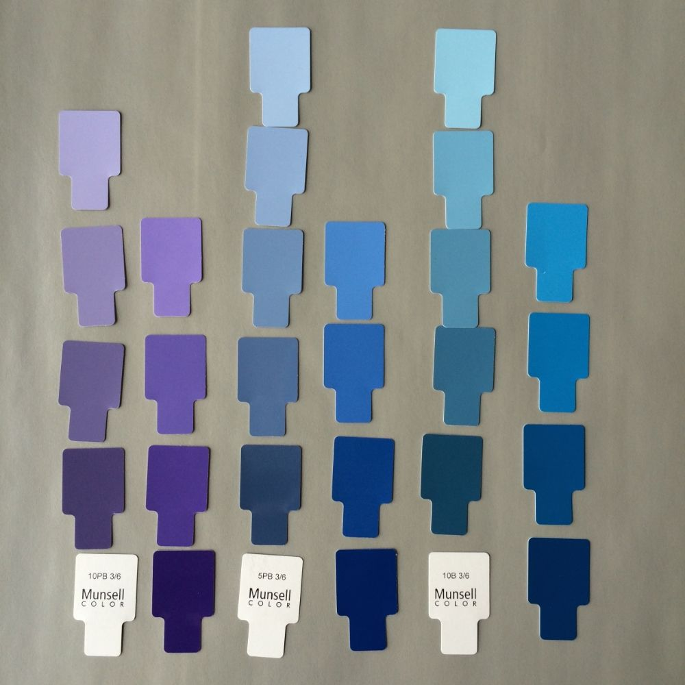 Munsell Part 2 Color Palette Design And Application