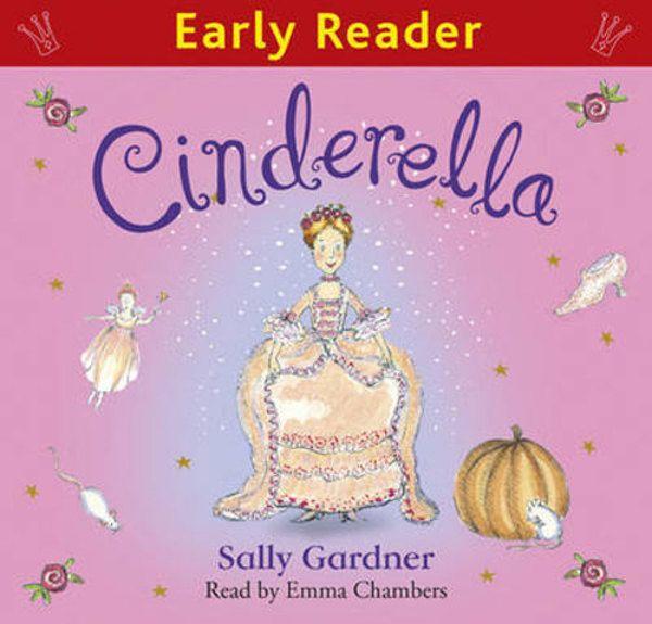 2. Cinderella(Mixed media product):9781409131915