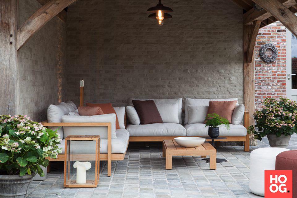 Terrassen Veranda inrichting outdoor lounge veranda ideas outdoor veranda