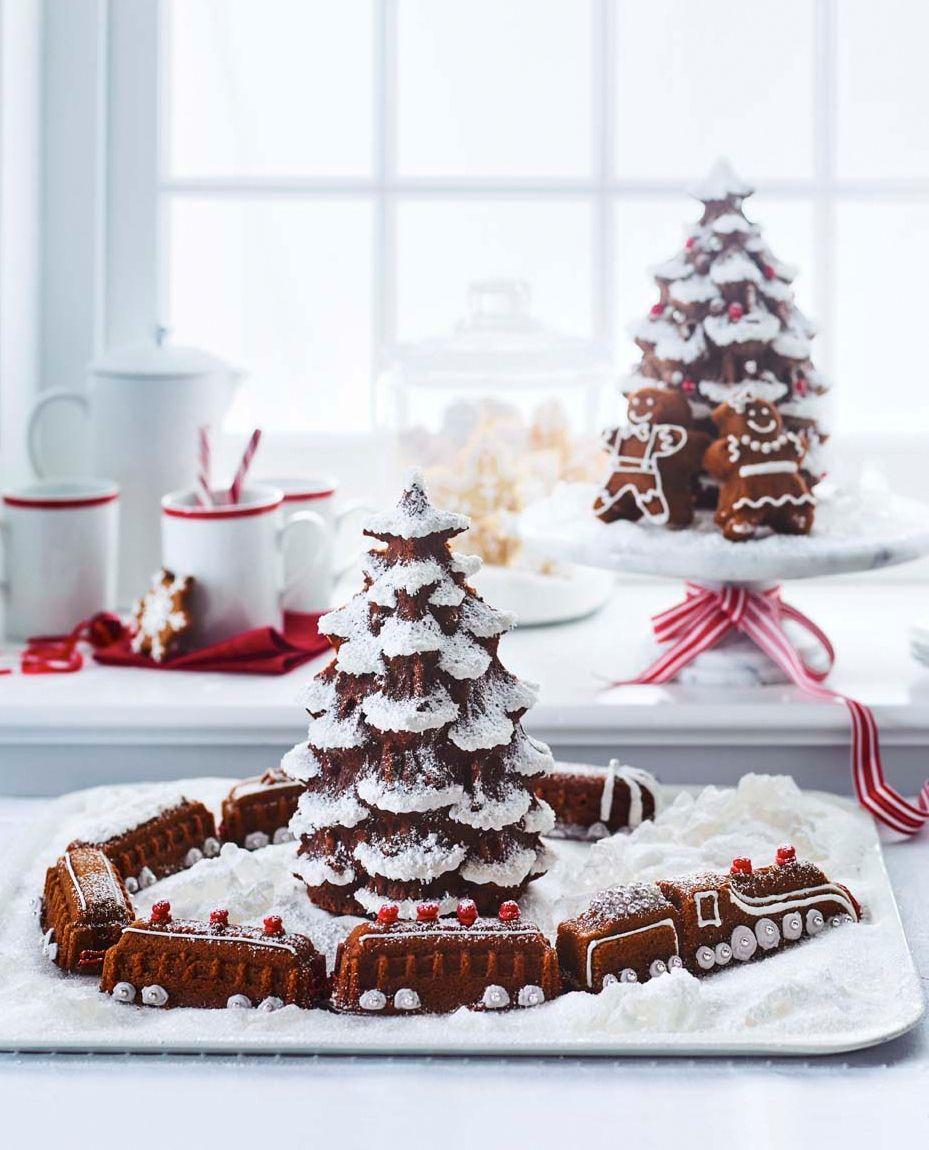 Nordic Ware Tree Cake Pan Nordic Ware Tree Cakes Christmas