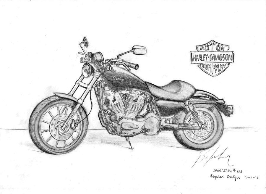 """the early """"harleydavidson"""" motorcycles 1905 and now up to"""