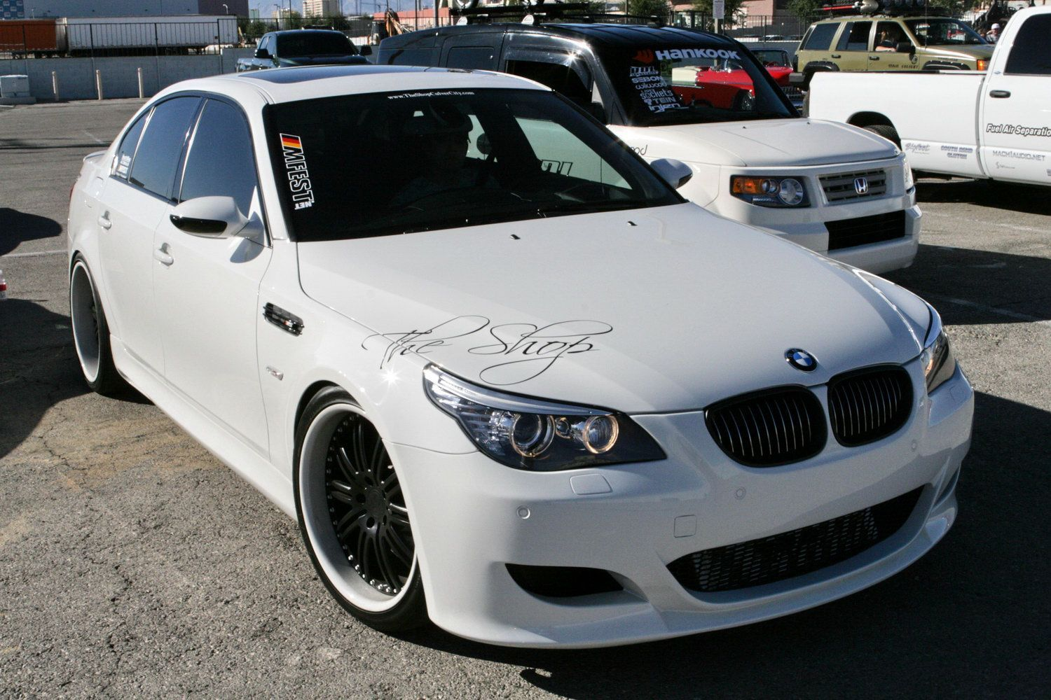 bmw tuning at 2009 sema show img 4 bmw and bmw m5. Black Bedroom Furniture Sets. Home Design Ideas