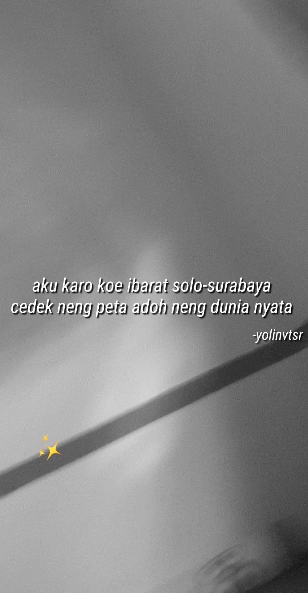 Caption Quotes Jowo Ambyar 2