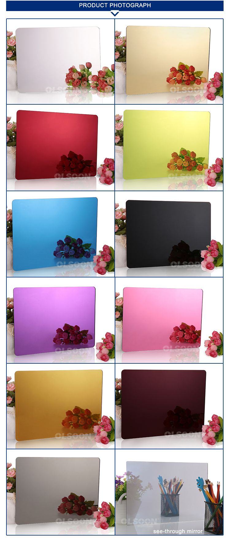 Select Wide Selection Of 3mm Acrylic Mirror Sheet From China Contact Professional Acrylic Mirror Shee Acrylic Mirror Acrylic Mirror Sheet Plastic Mirror Sheets
