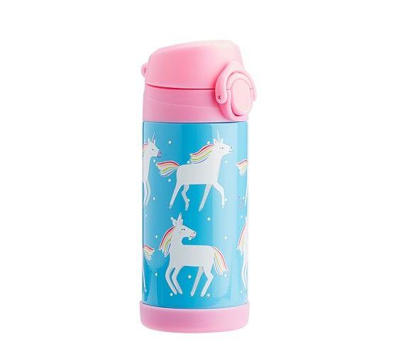 Mackenzie Insulated Medium Water Bottles Unicorn Water