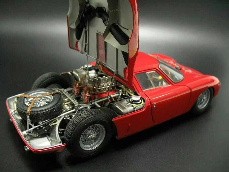 EXOTO 250 LM Model cars collection, Car model, Scale