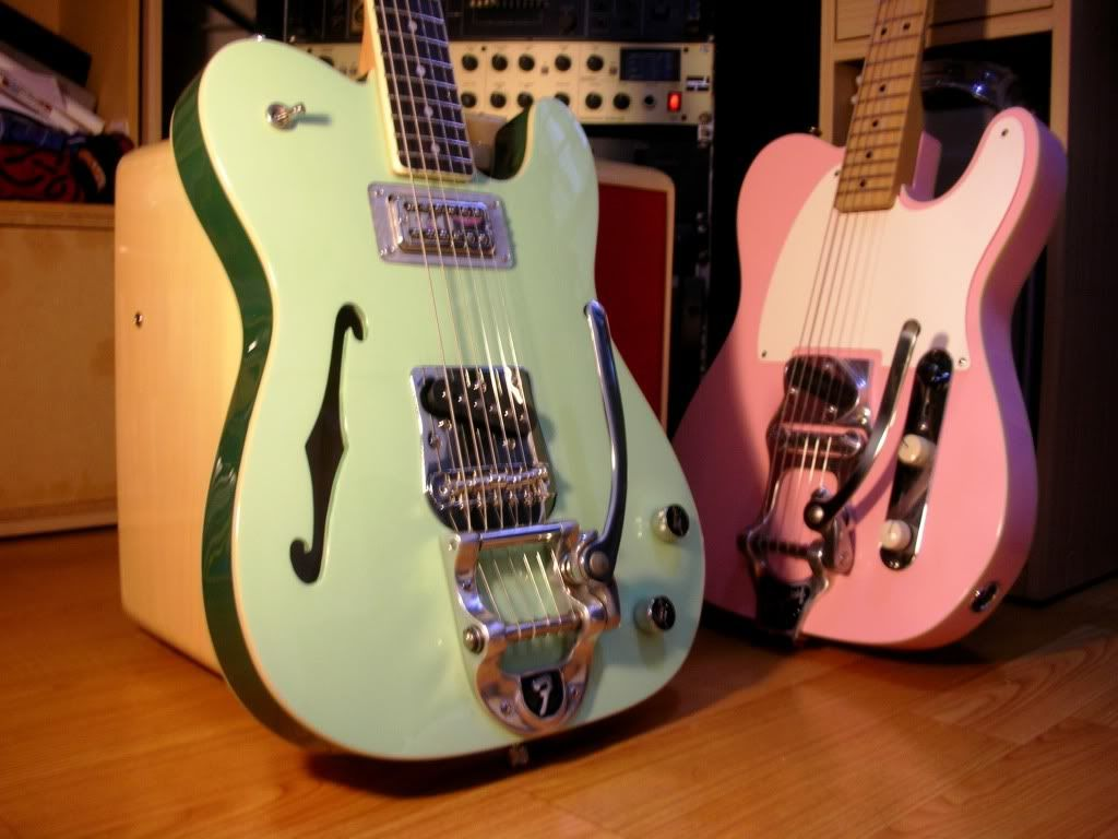 Why aren't Thinlines bound ? - Page 2 - Telecaster Guitar Forum