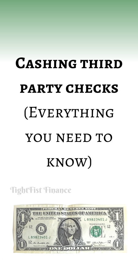 Cashing Third Party Checks Everything You Need To Know Order To Cash Money Saving Mom Online Cash