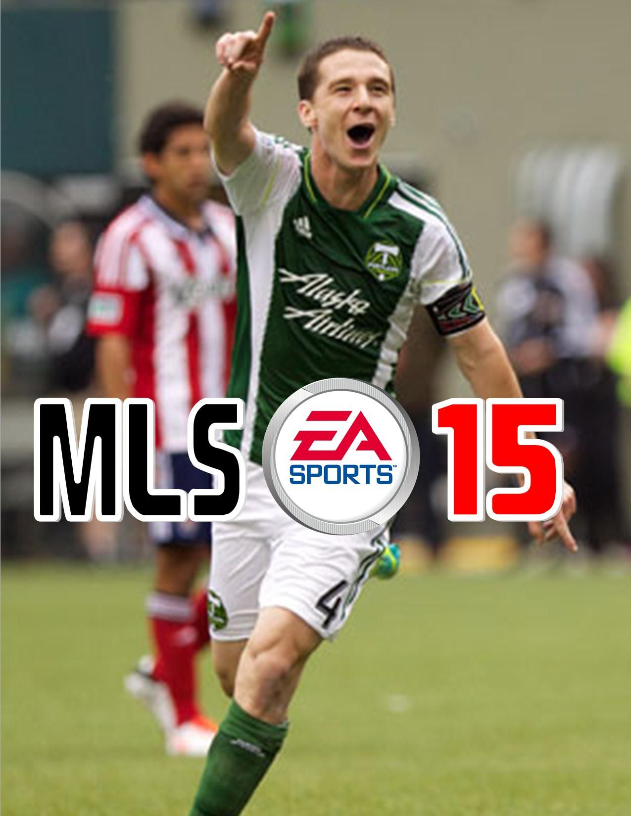 Mls 15 Cover With Portland Timbers Will Johnson Portland Timbers Sports Jersey Johnson