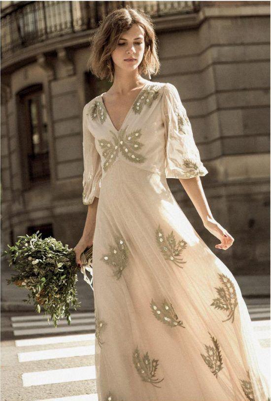 intropia y su colección de novias: bohemia y urbana | favorite