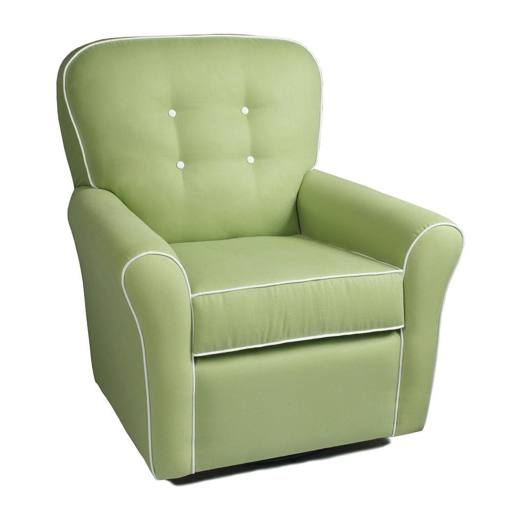 Little Castle Furniture Kacy Collection Morgan Glider Oxford