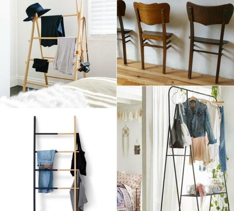 Kleiderablage Im Schlafzimmer Stilvoll Gestalten | Home