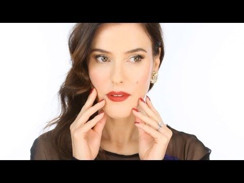YouTube Tip Old Hollywood Makeup Tutorial